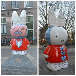 Miffy and Dick Bruna