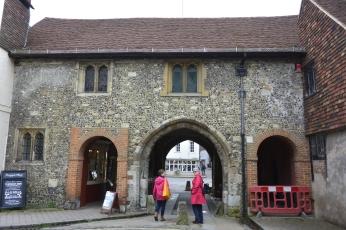 St Swithun-upon-Kingsgate