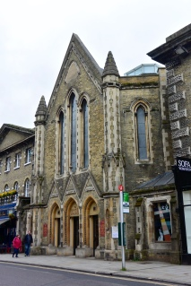 Church on Jewry Street