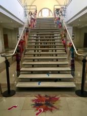 Art Gallery stairs