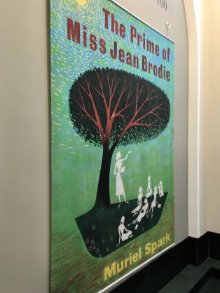 Muriel Spark Exhibition