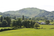 View from Allan Bank