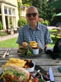 Lunch at Lancrigg