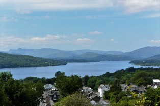 Windermere from Bisky Howe
