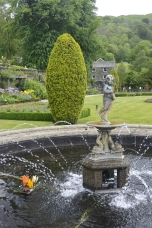 Rydal Hall garden