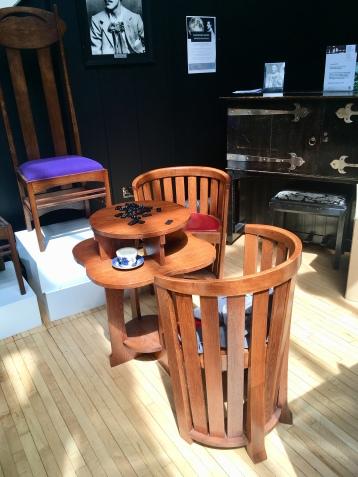 Mackintosh chairs