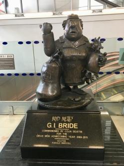 GI Bride, Partick