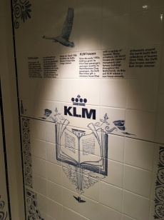 The KLM connection