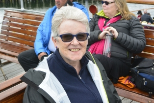 Anabel on the Waverley