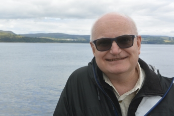John on the Waverley