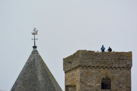 Inchcolm bell tower