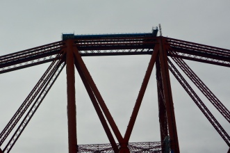Forth Bridge viewing platform