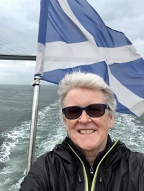Anabel on Maid of the Forth