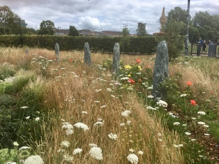 Famine Memorial Garden