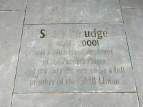 Sister Smudge memorial