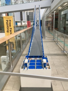 World's Longest Lego Bridge