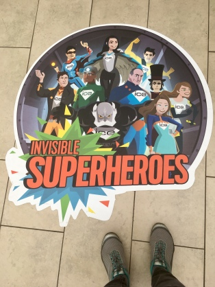 Invisible Superheroes