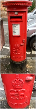 Edward VIII pillar box
