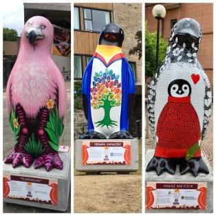 Dundee Penguin Parade