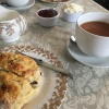 Macroon's Cafe scone