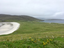 Vatersay isthmus