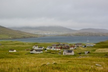 Vatersay village