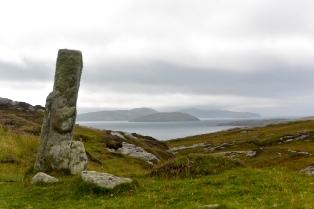 Vatersay standing stone