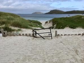 Sand dunes, Vatersay