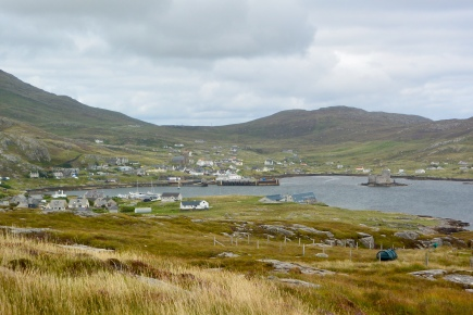 View over Castlebay