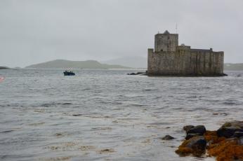 Kisimul Castle ferry