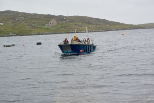 Kisimul Castle ferry