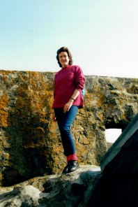 Kisimul Castle 1992: Anabel