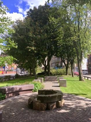 George Street Garden