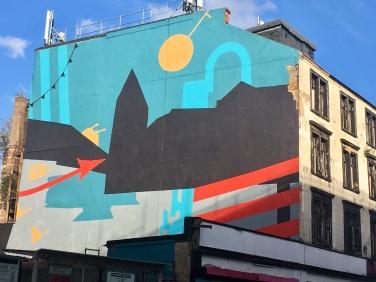 London Rd street art