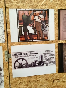 Engine Works posters