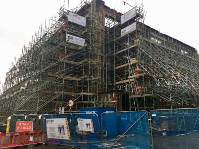 GSA scaffolding