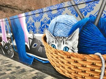Sauchiehall Street cats