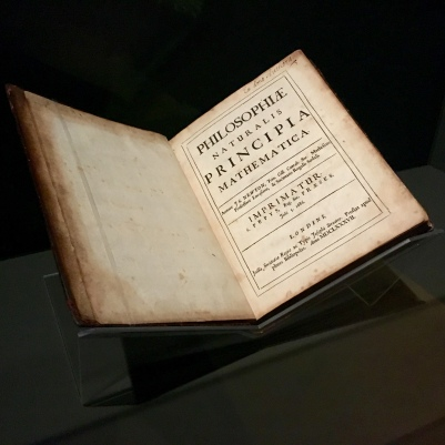 Newton's Principia Mathematica
