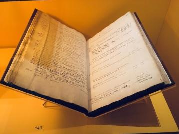Hunter's catalogue of his non-medical books