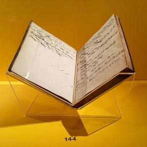Hunter's list of books lent