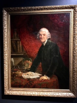 Portrait by Joshua Reynolds