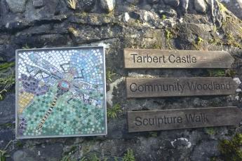 Tarbert Sculpture Walk