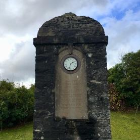 War Memorial, Skipness