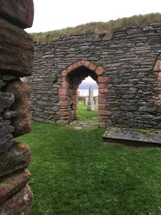 Kilbrannan Chapel