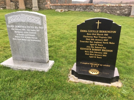 Berrington grave
