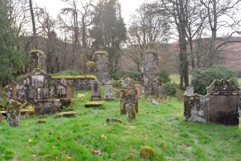 Saddell Abbey