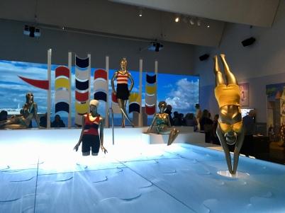 Ocean liners exhibition