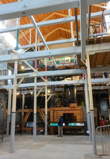 Boulton and Watt Steam Engine