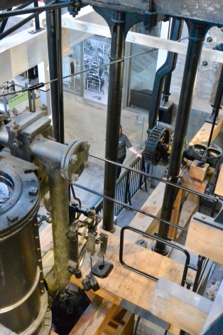 Boulton and Watt Steam Engine