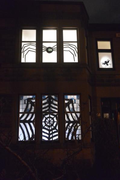 Strathbungo Window Wanderland